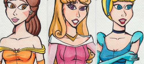 ACEO_DisneyPrincesses_1